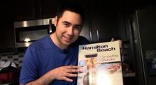 Unboxing Hamilton Beach Smoothie Blender 50190 by Aaron Garcia